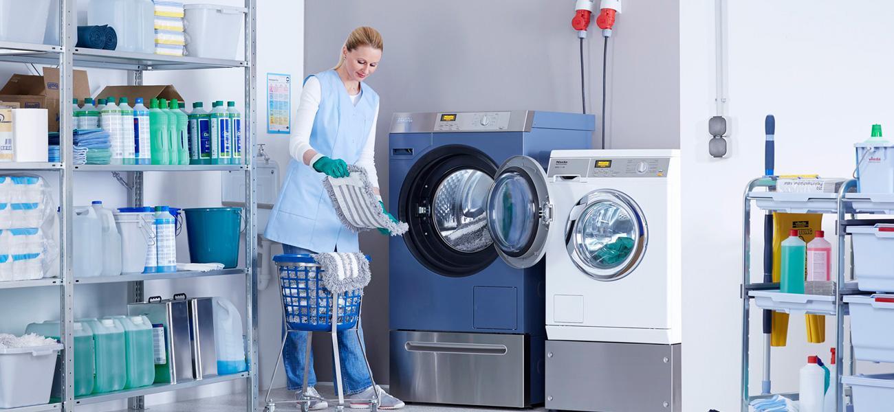 profi pesumasinad