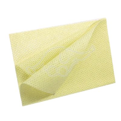 Antibacterial cloth 35x50cm yellow