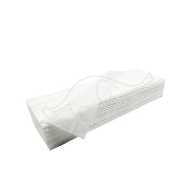 Novonet nonwoven cleaning wipe 38x42 white 100pc/pack