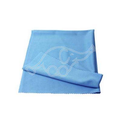 Novoclean window cloth blue 40x50cm