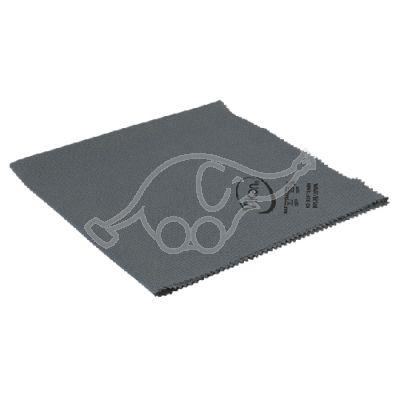 Vikan lustre cloth, grey 40x40cm microfibre