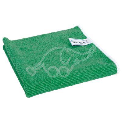 Vikan Original Microfibre cloth 32x32cm green