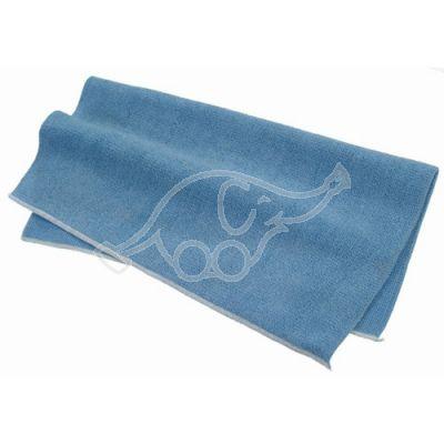 Vikan Basic microfibre floorcloth 64x32cm blue