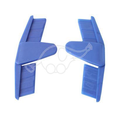 Endprotectors pair for mopframe 3001-3003