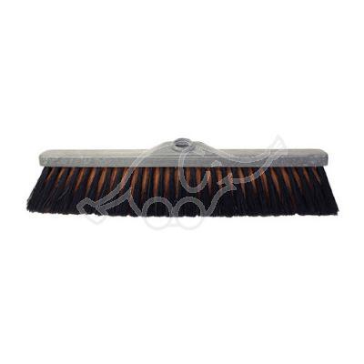 Põrandahari 50cm plastikraam segakiud  kookos/hobusejõhv