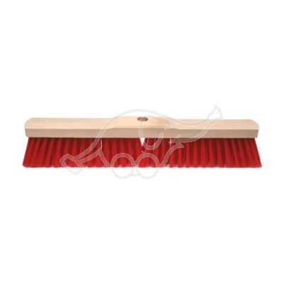 Street broom, Elaston bristles, w 50 cm