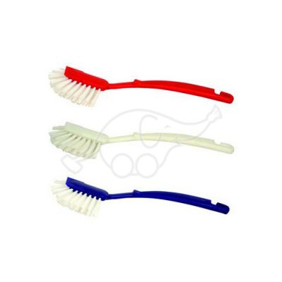 Dish brush MAX white/blue/red mixed color assortment