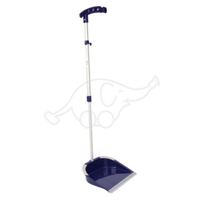 Dust pan Max Ergo adjustable blue