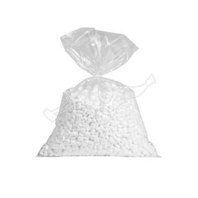 Garbage bag 50x70 LD, 200tk/pcs, transparent