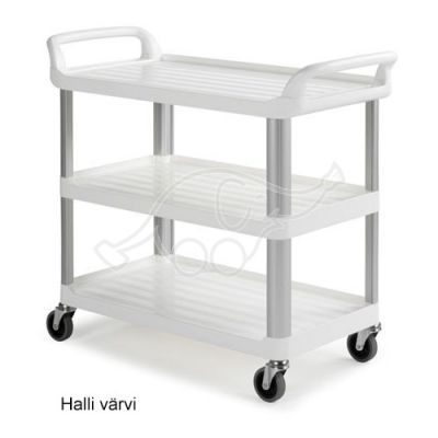 Shelf GREY 3 tier cart