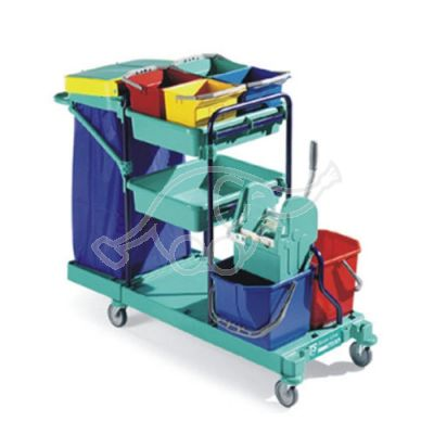 Trolley Green 460 blue