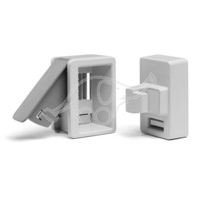 Kinnituskonksude komplekt Mini-Magic kärule  (4+4tk)