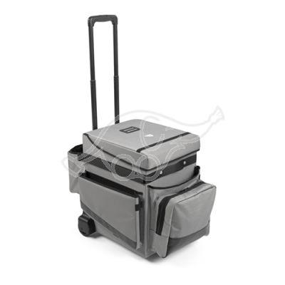 Wheeled service case H-CUBE for Hotel