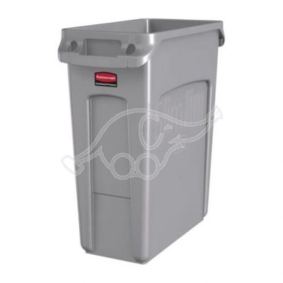 Rubbermaid 60L Slim Jim  grey
