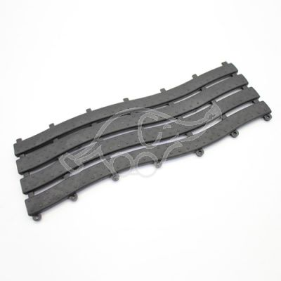 Wet area mat Ultima graphite