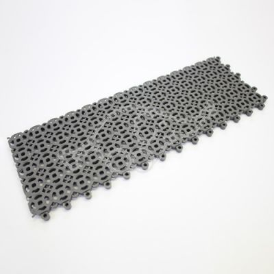 Entrance mat Combo 9mm grey