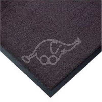 Entrance carpet All in One 90cm brown