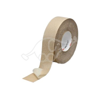 3M Safety-Walk strip transpar.51mmx18,3m