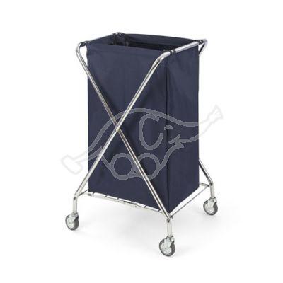 Medium size linen trolley Dust 150L