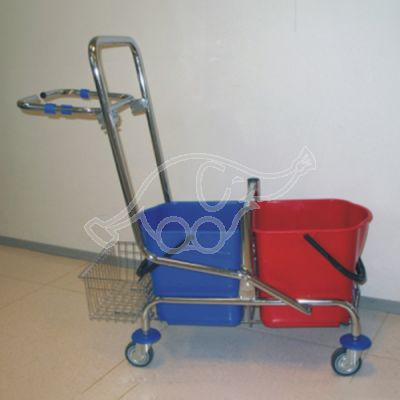 Trolley chromed lt.30 no wringer