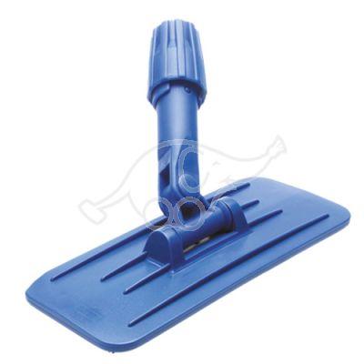 Hõõrumisplaadi alus varrekinnitusega  sinine
