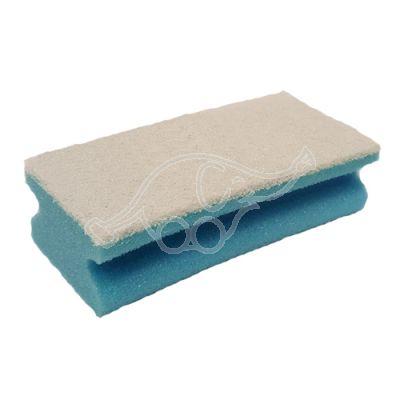 Pesunuustik sinine/valge 70x150mm õrnadele pindadele