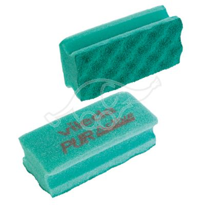 Cleaning pad PUR Active High 7x15cm