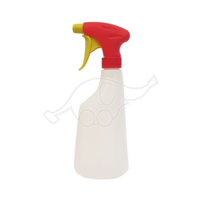 Sprayer 600ml  red/yellow