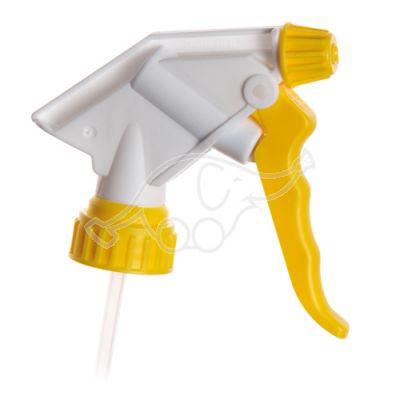 Spray Maxi white/yellow LPS 20,5 cm