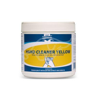 *Hand cleaner yellow 600ML jar