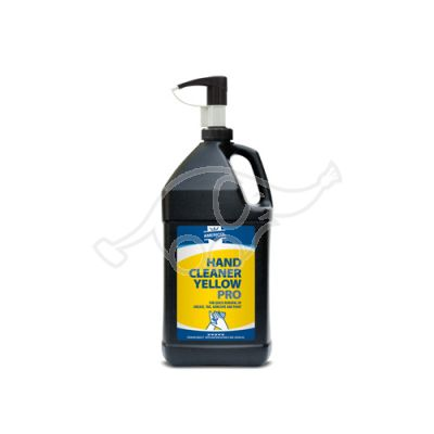 *Hand cleaner yellow pro bottle 3,8L