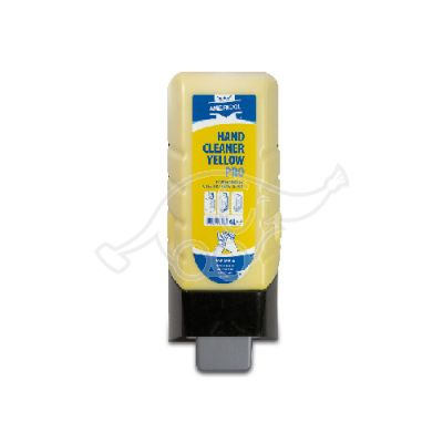 *Hand cleaner yellow PRO 4L cartridge