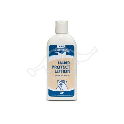 Hand protect lotion bottle