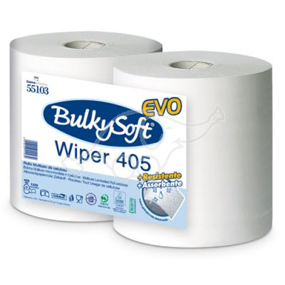 BulkySoft Classic Wiper 405 EVO 2-kihiline valge UUS!