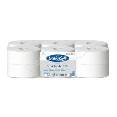 BulkySoft MINI Jumbo763 Premium tualettpaber 2-kih 145m