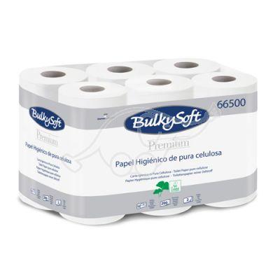 BulkySoft Premium tualettpaber 2-kihiline, 24m rullis