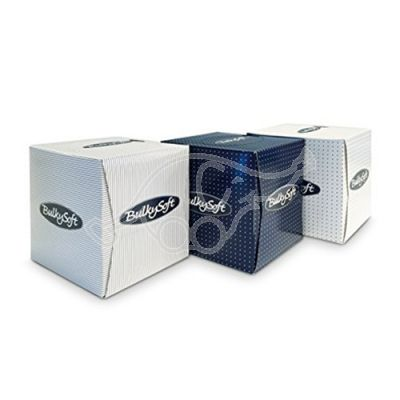 Bulkysoft Facial Tissue CUBE white 2-ply