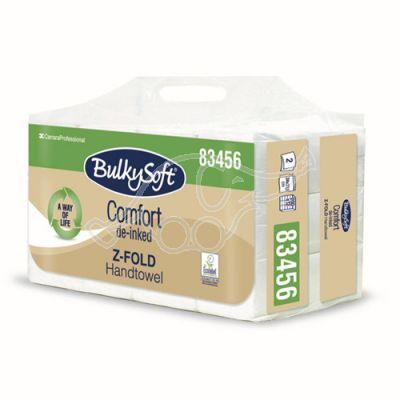 BulkySoft Z-fold Comfort 2xlehträtik 200lehte/pakis