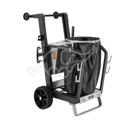 Flora outdoor trolley Accurato Compact with removeable Beute
