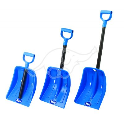 Masi Polar snow shovel 28cm telesc.handle for car