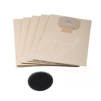Dustbag Cleanfix SW15&S10(1packet w/5pcs