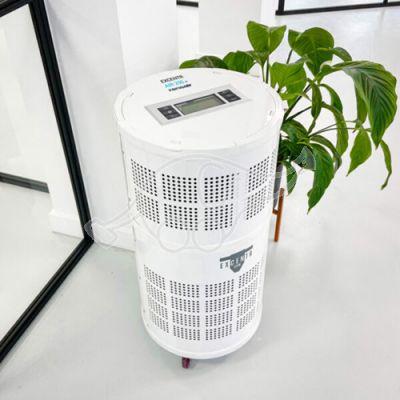 Excentr Air 250 õhupuhasti HEPA+UVC filtriga