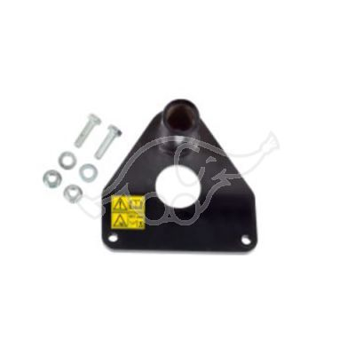 KIT, MOUNT, SVC JACK, S400