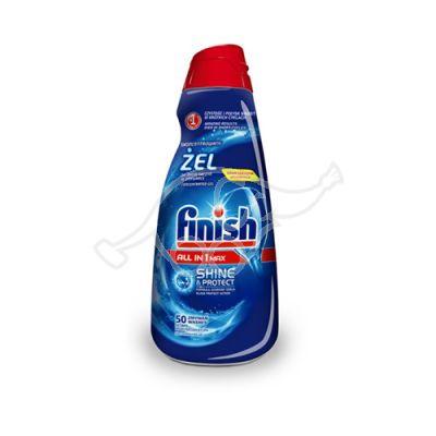 FINISH All-in-1 nõudepesumasina geel 1L