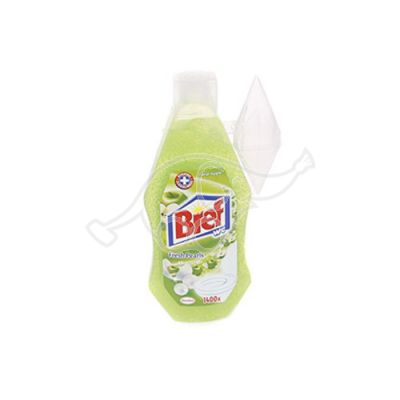 Bref toilet bowl gel 400 mlGreen Apple
