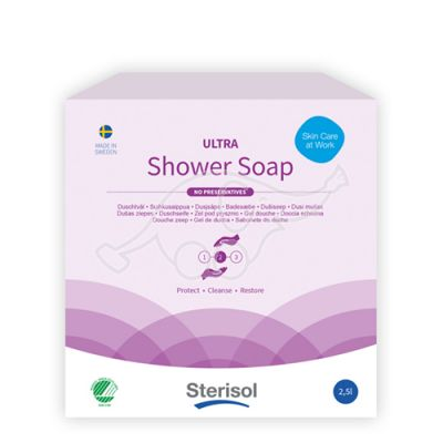 Sterisol liquid soap 2,5L