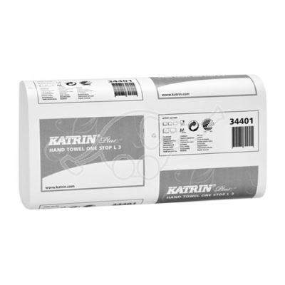 Katrin Plus One Stop L3 3-ply handtowel