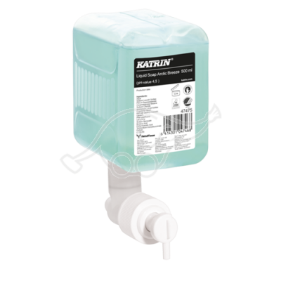 Katrin liquid soap 0,5L Arctic Breeze