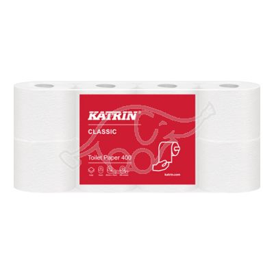 Katrin Classic Toilet 400 2-kihil. tualettpaber