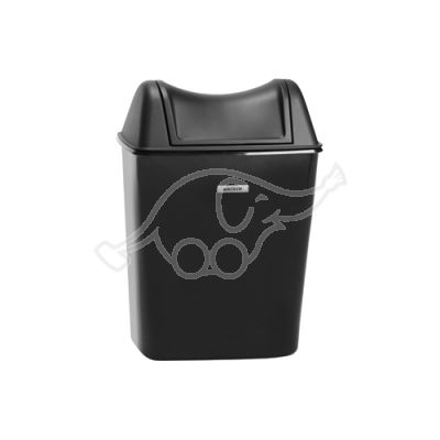 Katrin dustbin 8L black